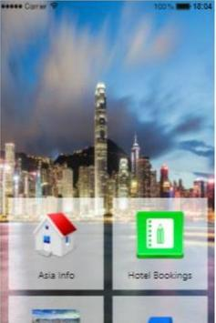 Asia Hotel Travel apk screenshot