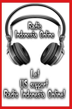 Radio Indonesia Online poster