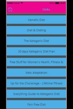 Keto Diet for Dummies screenshot 1
