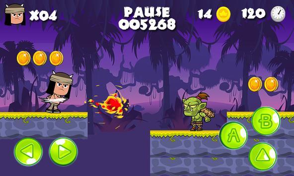 Legend Of Fangbone apk screenshot