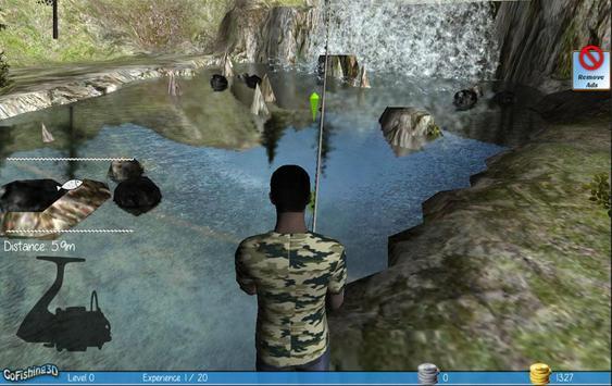 GoFishing3D The Real Fishing apk screenshot