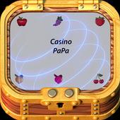 Casino Papa Slots icon