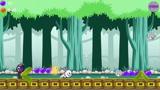 Rabbit in Jungle screenshot 1