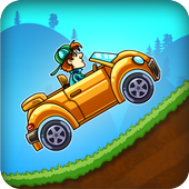 Mountain Car Climb icon