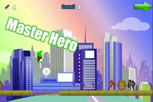 Super Master Hulk screenshot 1