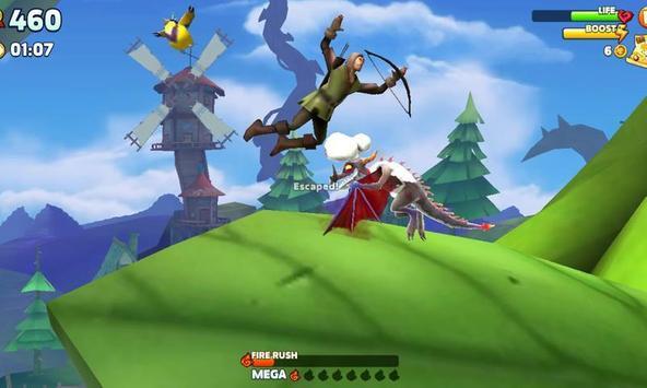 Tips Hungry Dragon World Free Ultimate apk screenshot