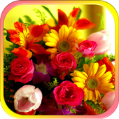 Live Flowers Wallpapers icon