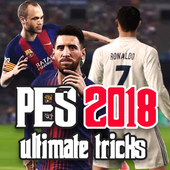 Tips Pes 18 Ultimate Tricks icon