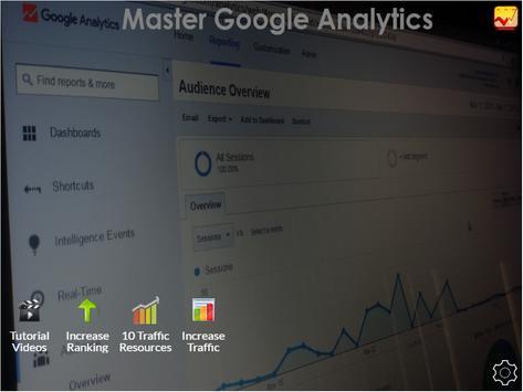 Master Google Analytics screenshot 2