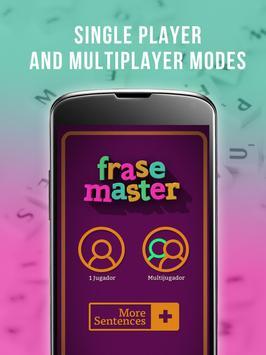 Learn Spanish - Frase Master screenshot 1