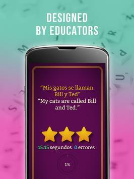 Spanish Frase Master - Learn Spanish screenshot 2
