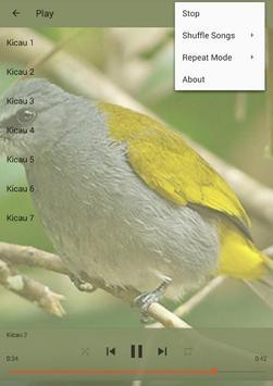 Master Kicau Cucak Kelabu apk screenshot