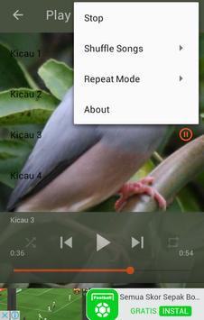 Master Kicau Gelatik Jawa apk screenshot
