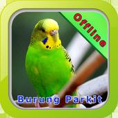 Master Kicau Burung Parkit icon