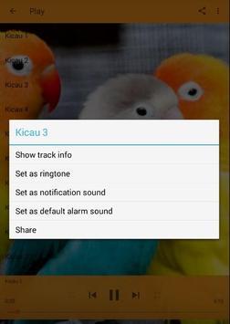Master Kicau Burung Parkit apk screenshot