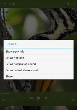 Master Kicau Burung Pelatuk apk screenshot