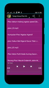 Terapi Kicau Pleci Ngriwik apk screenshot