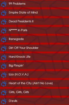 Jay z lyrics songs apk download free entertainment app for jay z lyrics songs apk screenshot malvernweather Images