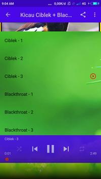 Kicau Pemaster Punglor Lengkap screenshot 5