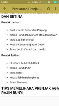 Kicau Prenjak & Kutilang Pikat screenshot 4