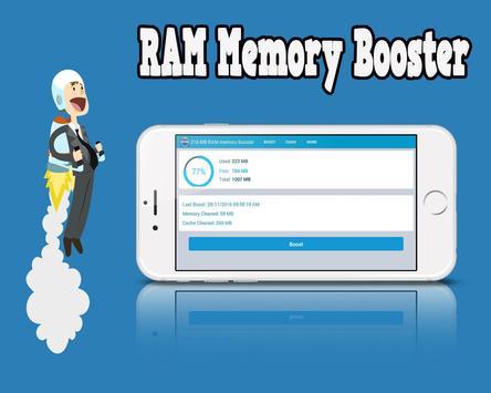 216 MB RAM Memory Booster poster