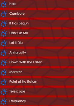 Starset Lyrics apk screenshot