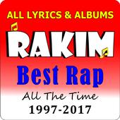 Rakim Lyrics icon