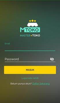 Master Toko poster