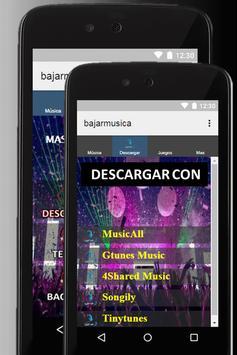 Bajar música gratis a mi celular MP3 guides screenshot 4
