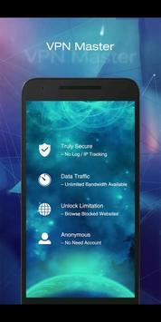 VPN FREE- Turbo•Super•Fast•Secure•Hotspot•VPN 截圖 3