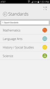 Oklahoma Academic Standards screenshot 1
