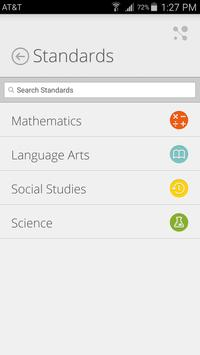 Arizona's CCR Standards apk screenshot