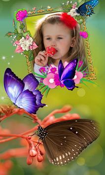 Butterfly Photo Frames apk screenshot