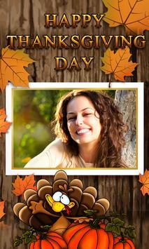 Thanksgiving Day Photo Frames apk screenshot