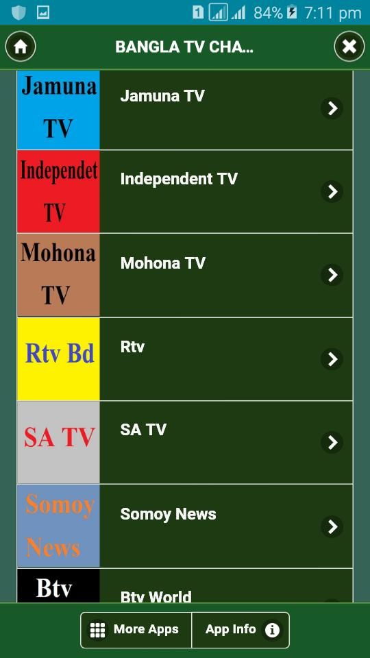 BANGLA TV CHANNEL for Android - APK Download