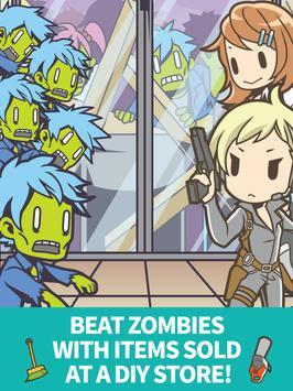 Zombies vs. DIY Store apk screenshot