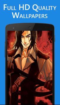 Castlevania anime Wallpaper screenshot 2