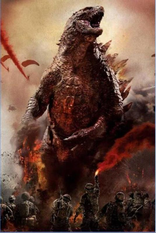 Godzilla Wallpaper Hd For Android Apk Download