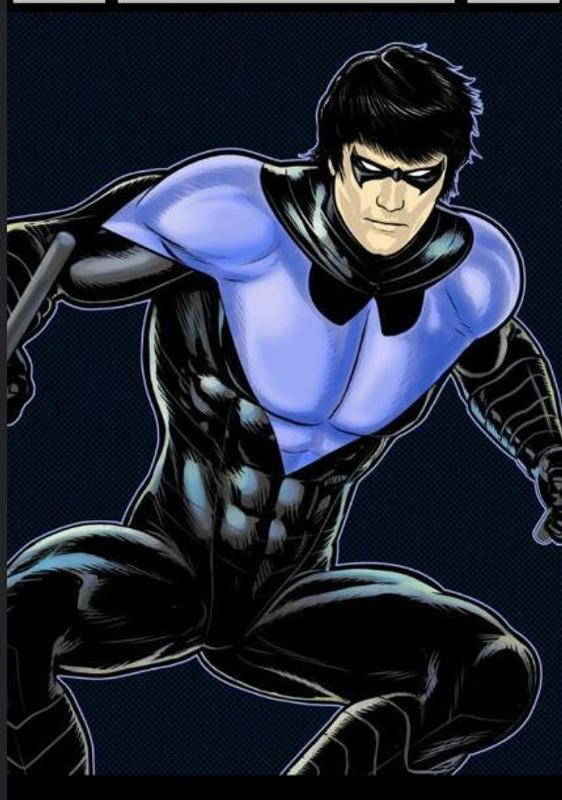 Nightwing Wallpapers HD for Android - APK Download