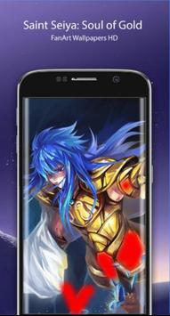 Seiya Wallpapers HD screenshot 1