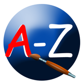 Writing apps for kids icon