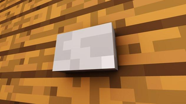 how to make a button in minecraft pe