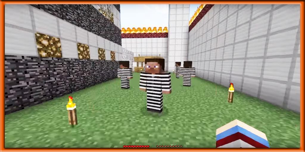 Играть в майнкрафт карта побег из тюрьмы играть играть онлайн бесплатно карта дурак на раздевание