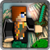 Survival map mcpe icon