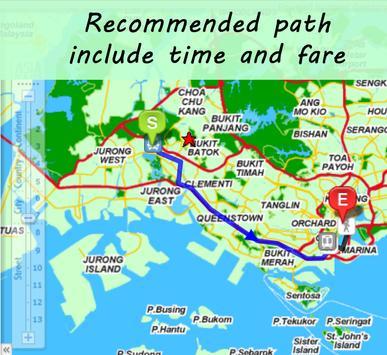 Singapore MRT Map screenshot 6