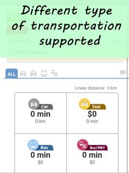 Singapore MRT Map screenshot 2