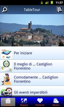 Castiglion Fiorentino Tour poster