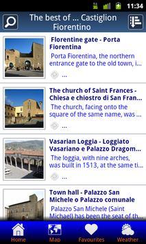 Castiglion Fiorentino Tour apk screenshot