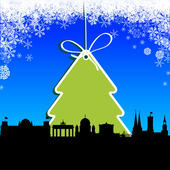 Weihnachtsmärkte Berlin 2012 icon