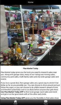 Flea Market today apk screenshot